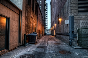 Alleyway Ambiance